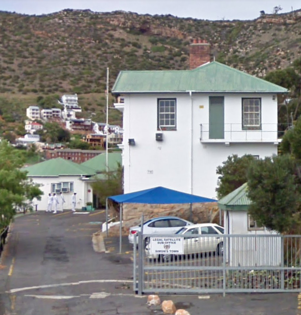 South African Navy Legal Satellite SubOffice Entrance Google - Recent google maps satellite images