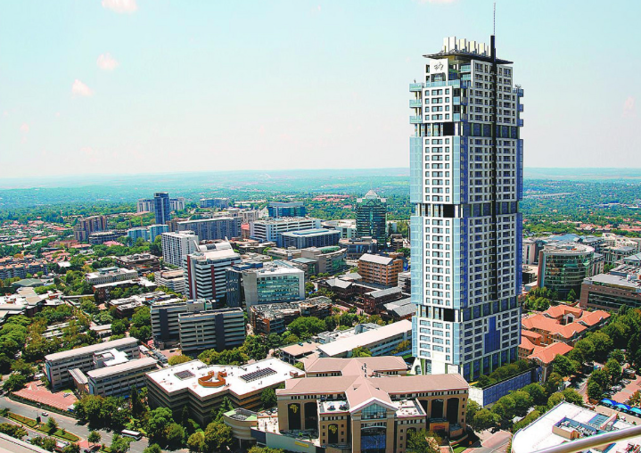 Sandton has a new tallest building! | The Heritage Portal
