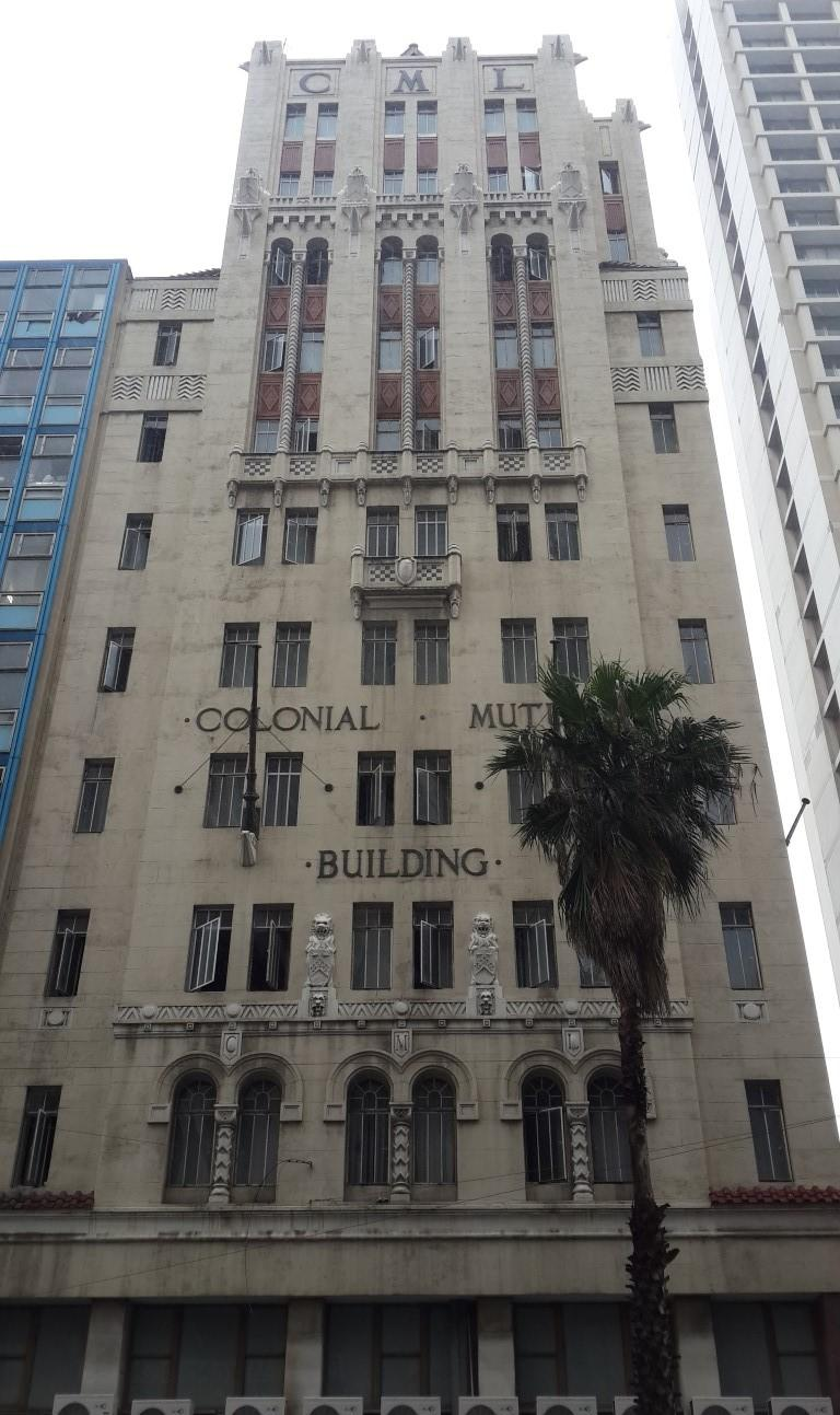 South Africa S Tallest Building In 1933 The Heritage Portal