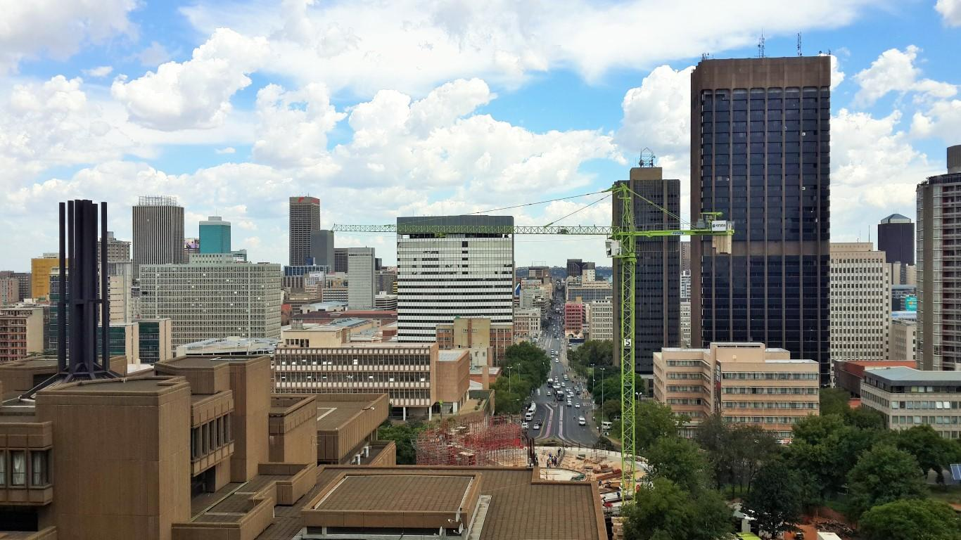Amazing places to view the joburg skyline the heritage portal view thecheapjerseys Choice Image
