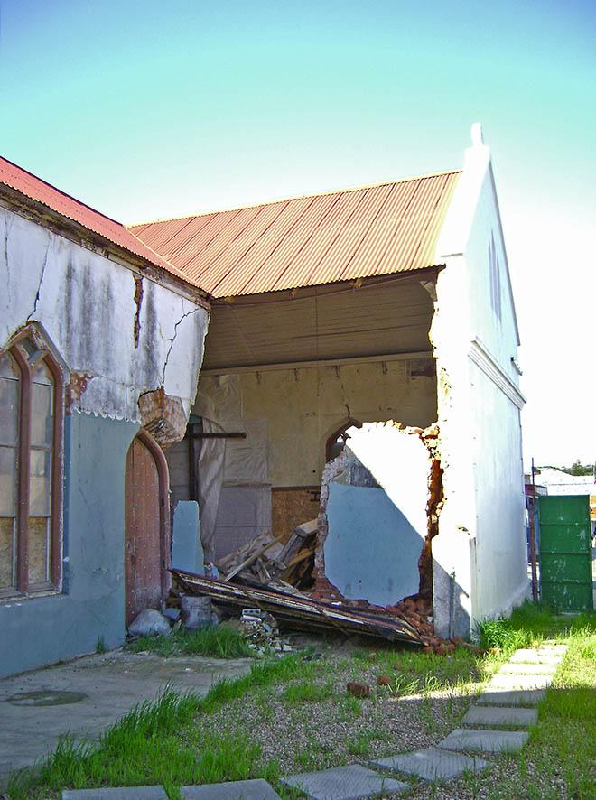 Old Malmesbury Mission Church Complex A Question Of Sustainability