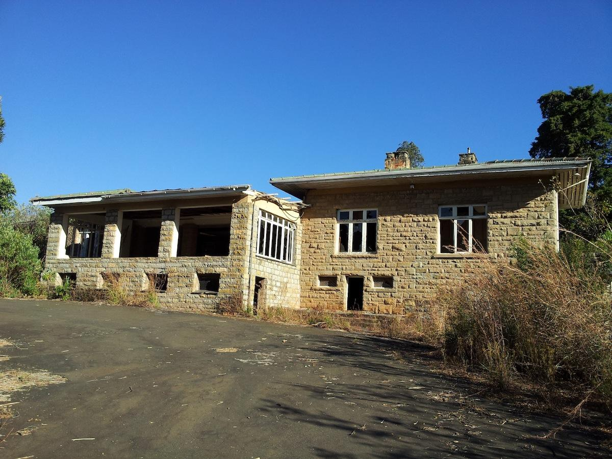 A Trip Inside The Derelict Royal Natal National Park Hotel The Heritage Portal