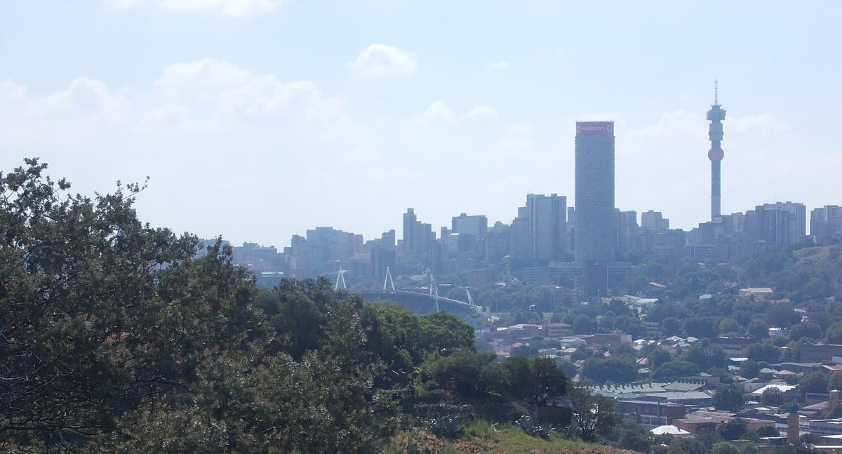 Amazing places to view the joburg skyline the heritage portal amazing places to view the joburg skyline thecheapjerseys Images