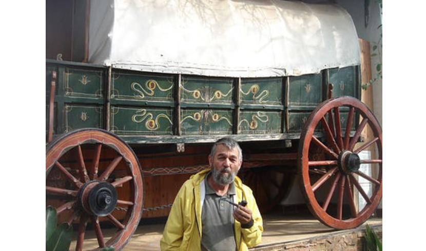 Step into a wagon and go back 200 years | The Heritage Portal