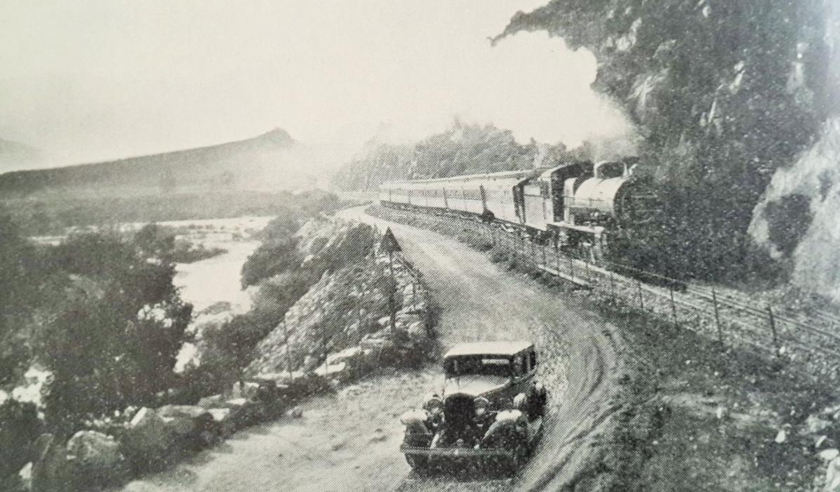 Roaming The Western Cape Rails The Heritage Portal