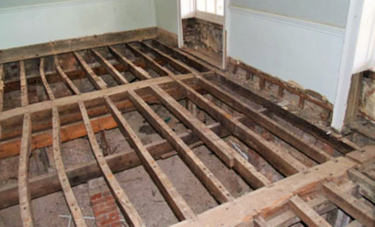Advice On Wooden Floor Restoration The Heritage Portal