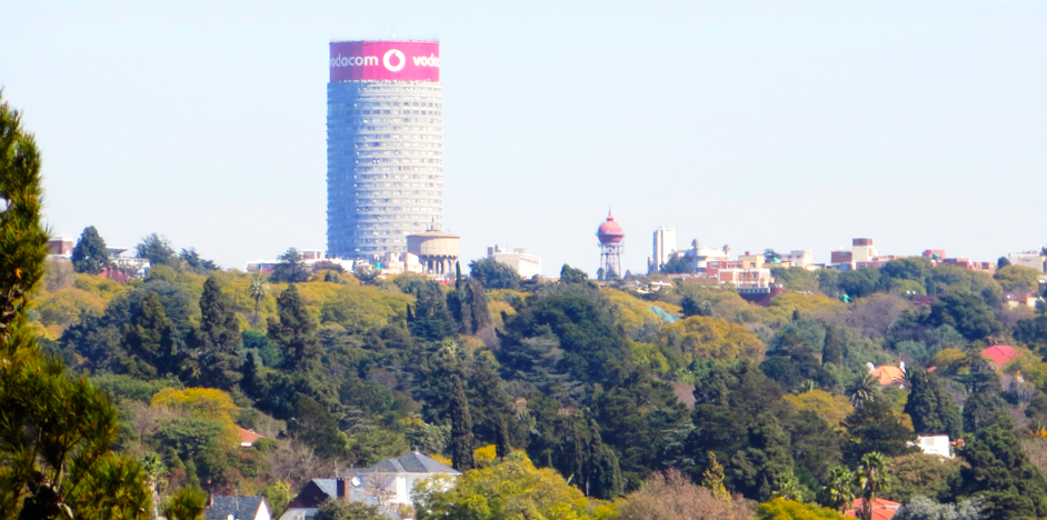 Amazing places to view the joburg skyline the heritage portal view thecheapjerseys Images