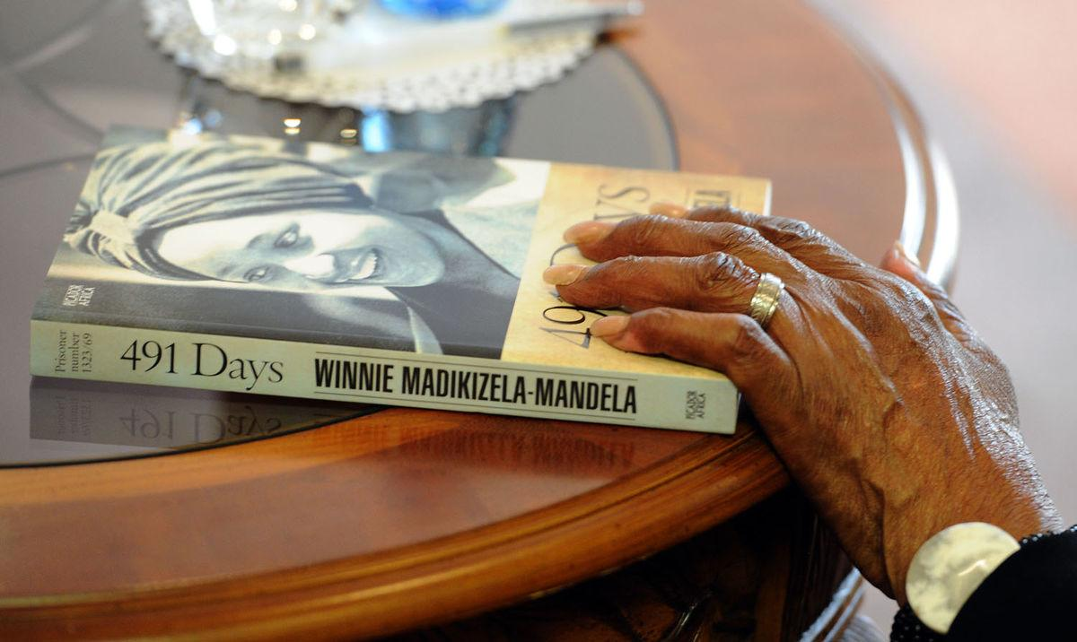 Winnie's pain and torture in prison | The Heritage Portal