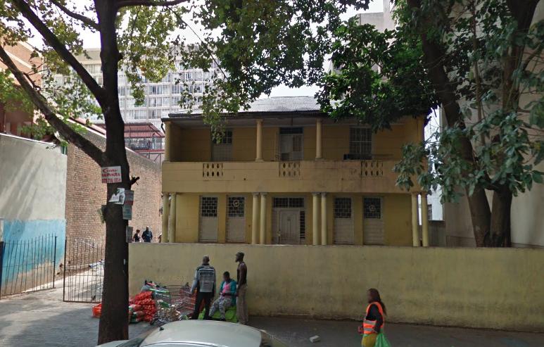 Illegal Demolition Of 1904 Home At 25 Koch Street