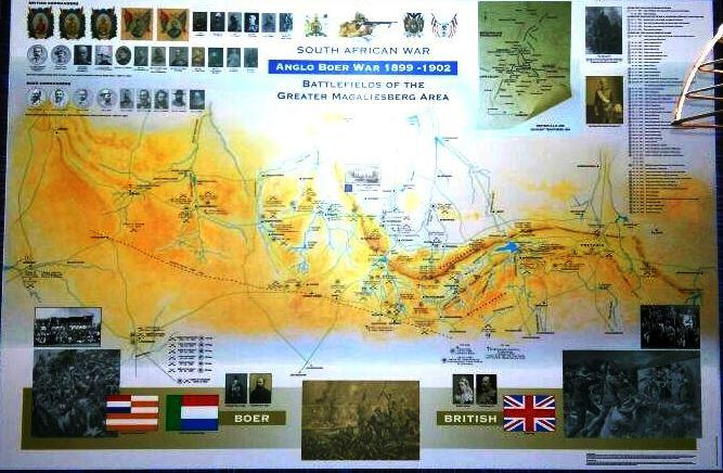 South African (Anglo Boer) War Battlefields of the Greater