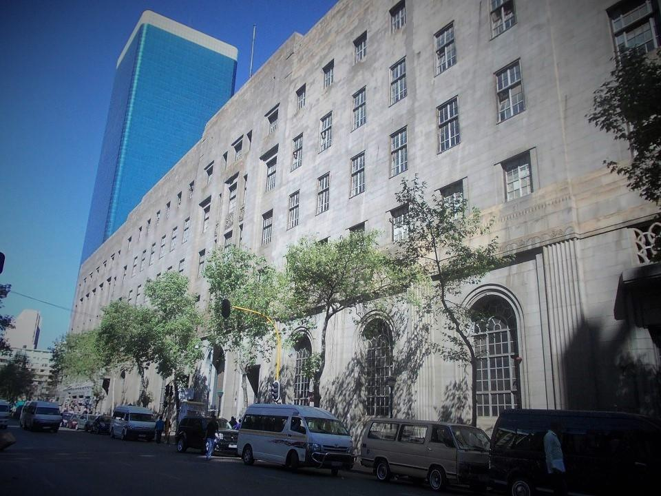 Jeppe street post office architecture johannesburg south africa