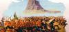 Battle of Isandlwana painting - via Ditsong Museum